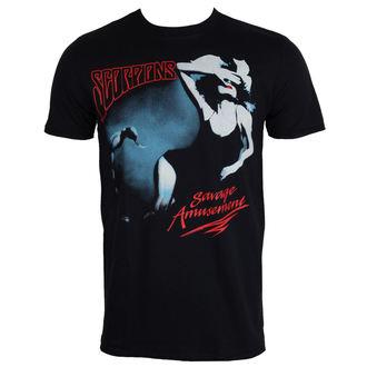 tricou stil metal bărbați Scorpions - Savage Amusement - PLASTIC HEAD, PLASTIC HEAD, Scorpions