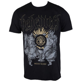 tricou stil metal bărbați Behemoth - Messe Noire - PLASTIC HEAD, PLASTIC HEAD, Behemoth