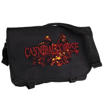 Geantă Cannibal Corpse - Pile Of Skulls - PLASTIC HEAD, PLASTIC HEAD, Cannibal Corpse