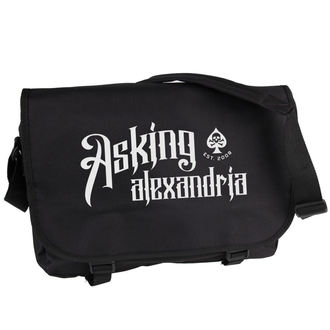 Geantă  Asking Alexandria - I Won´t Give In - PLASTIC HEAD, PLASTIC HEAD, Asking Alexandria