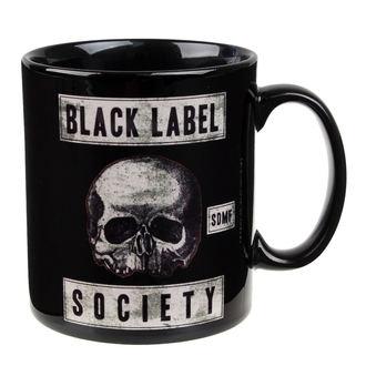 Cană Black Label Society - Trooper - PLASTIC HEAD, PLASTIC HEAD, Black Label Society