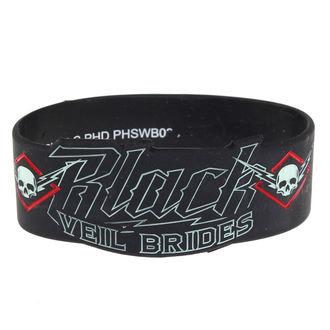 Brăţară cauciuc Black Veil Brides - High Voltage - PLASTIC HEAD, PLASTIC HEAD, Black Veil Brides