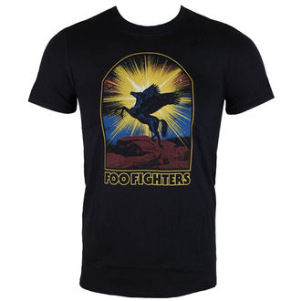 tricou stil metal bărbați Foo Fighters - Winged Horse - PLASTIC HEAD, PLASTIC HEAD, Foo Fighters