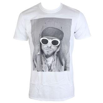 tricou stil metal bărbați Nirvana - Kurt Cobain - PLASTIC HEAD, PLASTIC HEAD, Nirvana