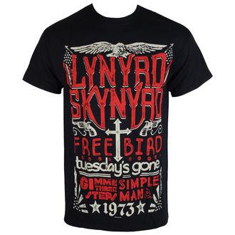tricou stil metal bărbați Lynyrd Skynyrd - Freebird - PLASTIC HEAD, PLASTIC HEAD, Lynyrd Skynyrd