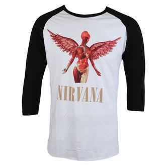 tricou stil metal bărbați Nirvana - In Utero - PLASTIC HEAD, PLASTIC HEAD, Nirvana