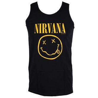 top bărbați Nirvana - Smiley Vest - PLASTIC HEAD, PLASTIC HEAD, Nirvana