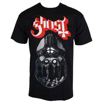tricou stil metal bărbați Ghost - Warriors - PLASTIC HEAD, PLASTIC HEAD, Ghost