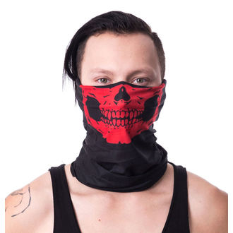 Eşarfă POIZEN INDUSTRIES - SM1 SNOOD - RED, POIZEN INDUSTRIES