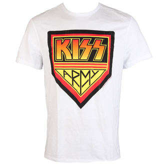 tricou stil metal bărbați Kiss - ARMY - AMPLIFIED, AMPLIFIED, Kiss