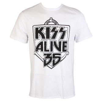 tricou stil metal bărbați Kiss - ALIVE 35 - AMPLIFIED, AMPLIFIED, Kiss