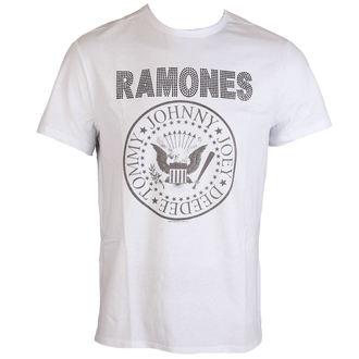 tricou stil metal bărbați Ramones - LOGO - AMPLIFIED, AMPLIFIED, Ramones