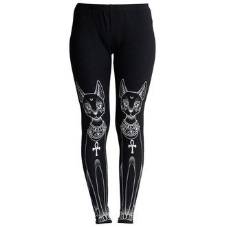Pantaloni femei (colanți) KILLSTAR - Bast, KILLSTAR