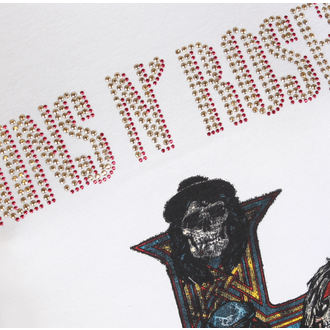 tricou stil metal femei Guns N' Roses - CLASSIC DIAMANTE - AMPLIFIED, AMPLIFIED, Guns N' Roses