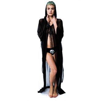 Tartan femei KILLSTAR - Demoness Mesh Duster - KIL502