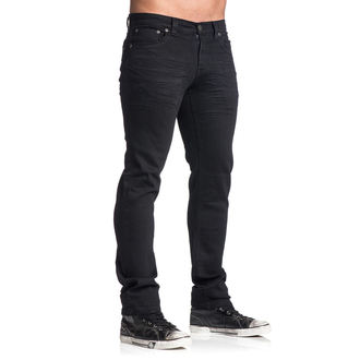 Pantaloni bărbați AFFLICTION - Gage Rising - Black, AFFLICTION