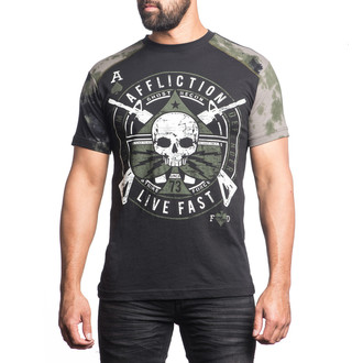 tricou hardcore bărbați - Ace Lightning - AFFLICTION, AFFLICTION