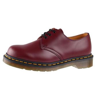 Pantofi Dr. Martens - 3 ocheți - DM 1461 59 - CHERRY RED SMOOTH, Dr. Martens