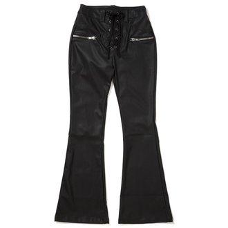 Pantaloni femei KILLSTAR - Hell-O Bootcut, KILLSTAR