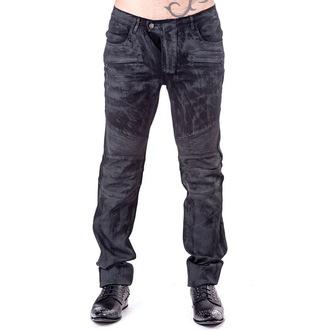 Pantaloni bărbați QUEEN OF DARKNESS - Black, QUEEN OF DARKNESS