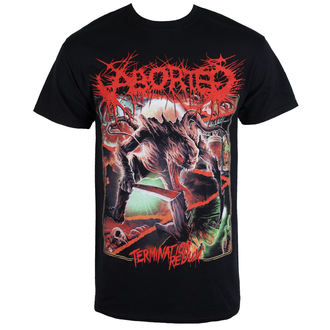 tricou stil metal bărbați Aborted - TERMINATION REOUX - RAZAMATAZ, RAZAMATAZ, Aborted