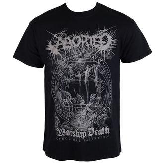 tricou stil metal bărbați Aborted - WORSHIP DEATH - RAZAMATAZ, RAZAMATAZ, Aborted