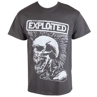 tricou stil metal bărbați Exploited - VINTAGE SKULL - RAZAMATAZ, RAZAMATAZ, Exploited