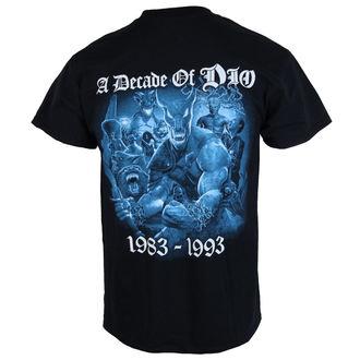 tricou stil metal bărbați Dio - A DECADE OF DIO - RAZAMATAZ, RAZAMATAZ, Dio