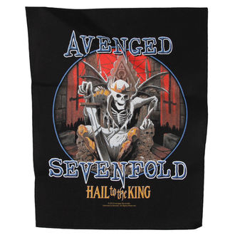 Petic Avenged Sevenfold - HAIL TO THE KING - RAZAMATAZ, RAZAMATAZ, Avenged Sevenfold