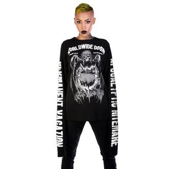 tricou hardcore femei - Doom - DISTURBIA, DISTURBIA