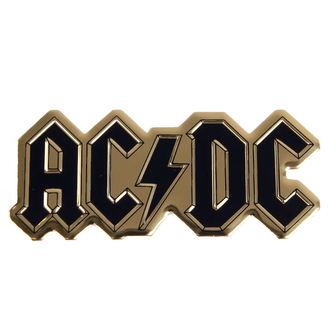 Cel mai mic autocolant  (metalic) AC / DC - Logo, C&D VISIONARY, AC-DC