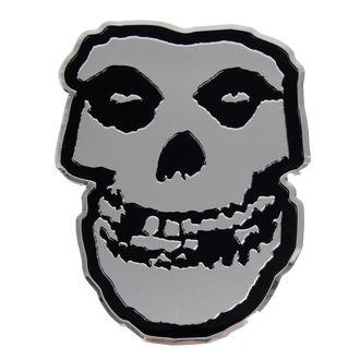 Autocolant mic (metalic) Misfits - Skull, C&D VISIONARY, Misfits