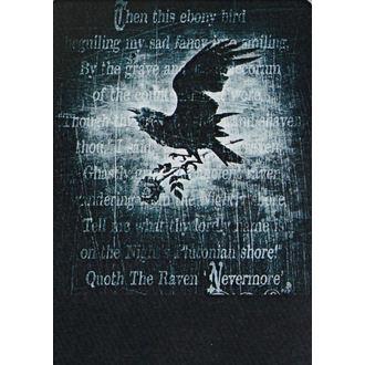 Pătură ALCHEMY GOTHIC - Nevermore King, ALCHEMY GOTHIC