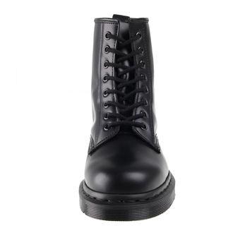 cizme piele unisex - DM 1460 MONO BLACK SMOOTH - Dr. Martens, Dr. Martens