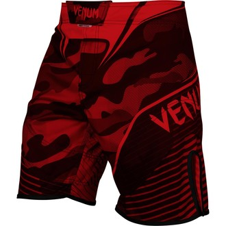 Pantaloni scurţi de box VENUM - Camo Hero - Red / Black, VENUM