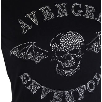 tricou stil metal femei Avenged Sevenfold - Deathbat - ROCK OFF, ROCK OFF, Avenged Sevenfold