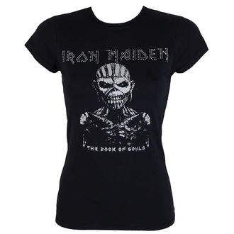 tricou stil metal femei Iron Maiden - The Book Of Souls - ROCK OFF, ROCK OFF, Iron Maiden
