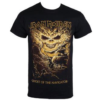 tricou stil metal bărbați Iron Maiden - Ghost of the Navigator - ROCK OFF, ROCK OFF, Iron Maiden