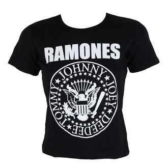 tricou stil metal femei Ramones - Seal - ROCK OFF, ROCK OFF, Ramones