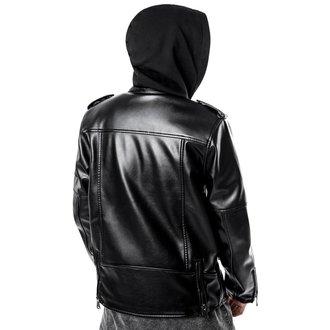 geacă de piele - Ryder Moto Biker - KILLSTAR, KILLSTAR