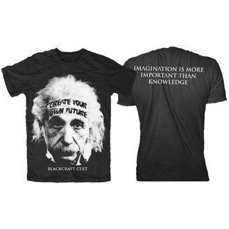 tricou bărbați - Einstein - BLACK CRAFT, BLACK CRAFT