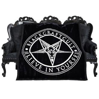 Pătură BLACK CRAFT - Pentagram, BLACK CRAFT