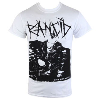 tricou stil metal bărbați Rancid - Sick World - Buckaneer, Buckaneer, Rancid