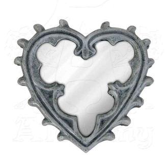 Decoraţiune (oglindă) ALCHEMY GOTHIC - Gothic Heart, ALCHEMY GOTHIC