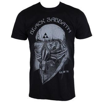 tricou stil metal bărbați Black Sabbath - Black - ROCK OFF, ROCK OFF, Black Sabbath