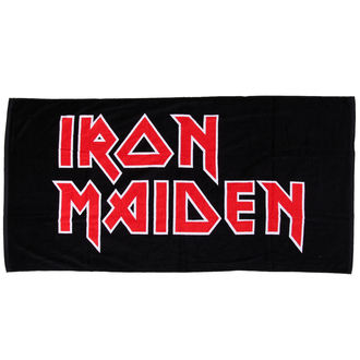 Prosop Iron Maiden - Logo, Iron Maiden