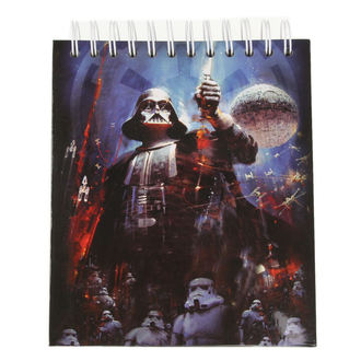 Notepad de scris STAR WARS - CHARACTERS - LOW FREQUENCY, LOW FREQUENCY