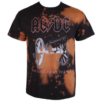 tricou stil metal bărbați AC-DC - About to Rock - BAILEY, BAILEY, AC-DC