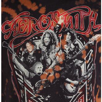 tricou stil metal bărbați Aerosmith - Tour 2014 - BAILEY, BAILEY, Aerosmith