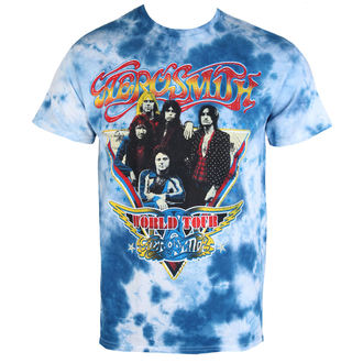 tricou stil metal bărbați Aerosmith - World Tour Triangle - BAILEY, BAILEY, Aerosmith
